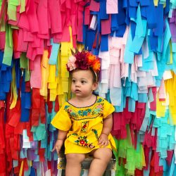 1.8m2 Piñata Wall