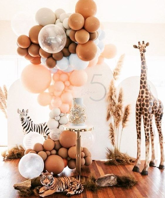 10 Boys Birthday Party themes that never grow old